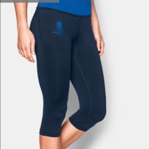 UA fitted capris